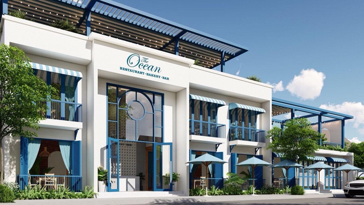 Dự án thiết kế nhà hàng Ocean Ninh Bình