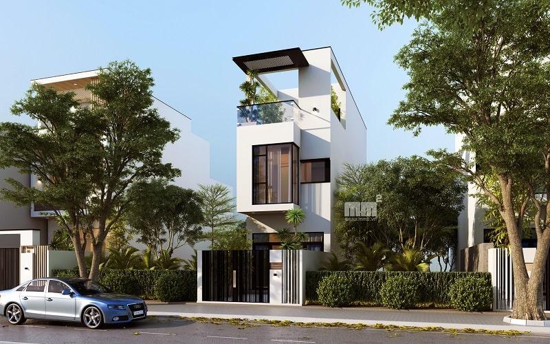 Thiết kế thi công nhà phố tại Đà Nẵng