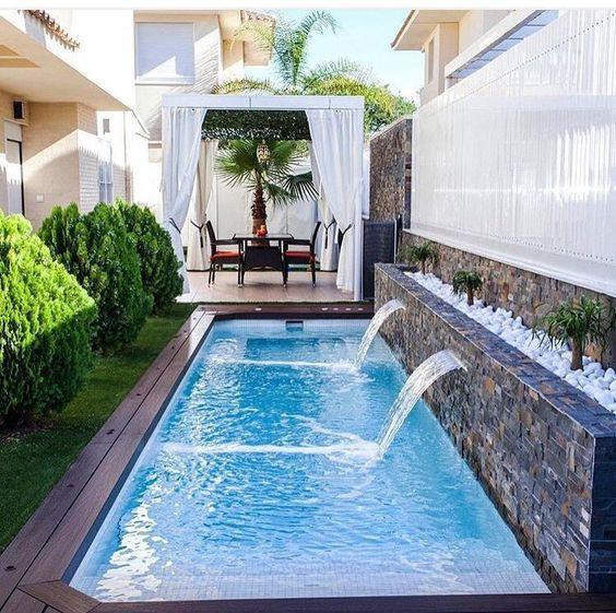 Ở đâu hỗ trợ thiết kế hồ bơi mini trong nhà phố ?