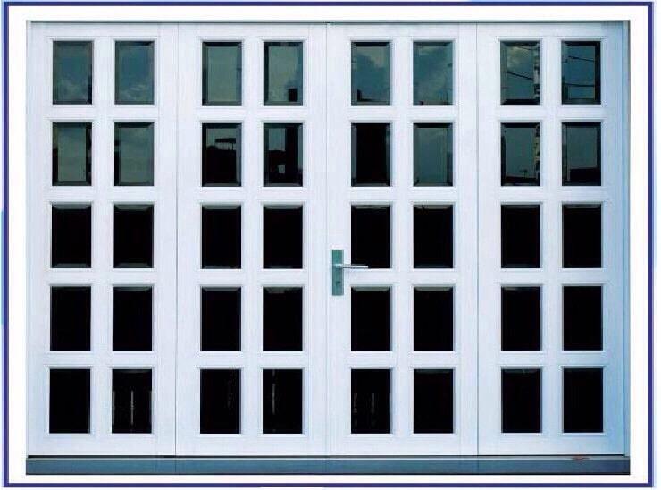 Lựa chọn cửa nhôm cho căn nhà
